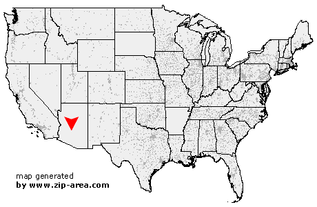 Us zip code phoenix arizona using the left mouse click select the desired location on the map and you will receive a list of cities in the surrounding area sciox Images