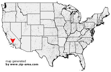 US Zip code Chatsworth - California Chatsworth California Map on