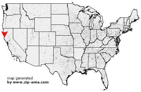 US Zip code Comptche California