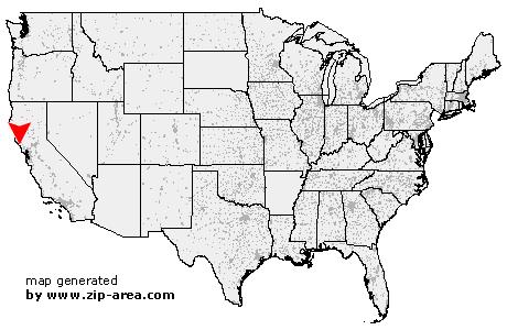 Map Of Jenner California.Us Zip Code Jenner California