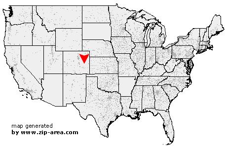 Us Zip Code Karval Colorado