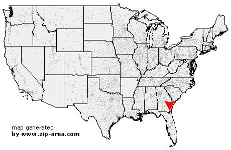 Hilliard Zip Code Map.Us Zip Code Hilliard Florida