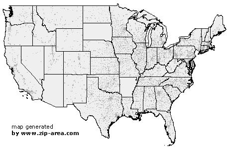 US Zip code Attapulgus Georgia