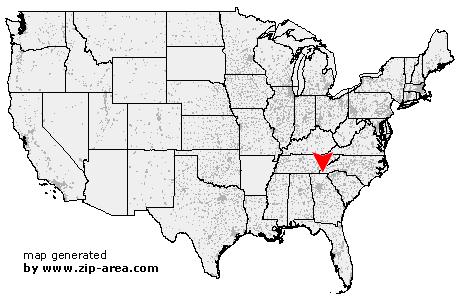 Map Of Young Harris Georgia.Us Zip Code Young Harris Georgia