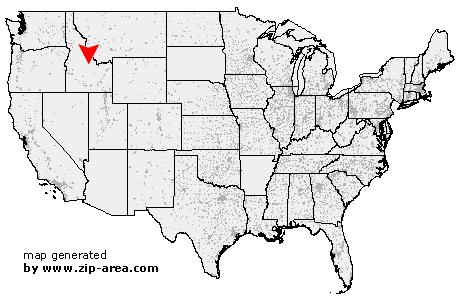 Us Zip Code Challis Idaho