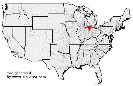 Gas City Indiana Map.Us Zip Code Gas City Indiana