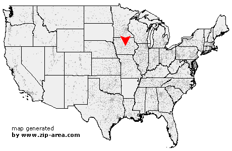 Us Zip Code Nevada Iowa