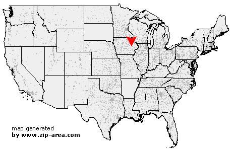 US Zip Code Norway Iowa - Norway iowa map