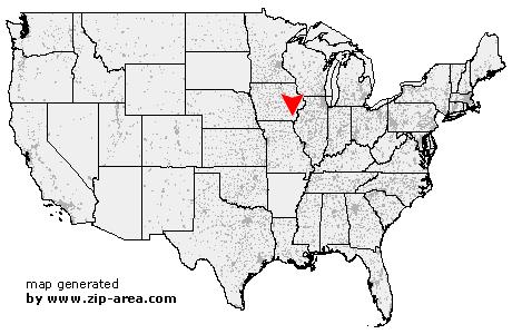 Salem Iowa Map.Us Zip Code Salem Iowa