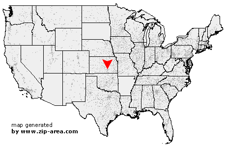 Us zip code mcconnell afb kansas using the left mouse click select the desired location on the map and you will receive a list of cities in the surrounding area freerunsca Images