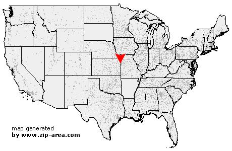 US Zip code Overland Park Kansas