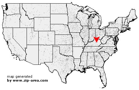 US Zip code Berea Kentucky