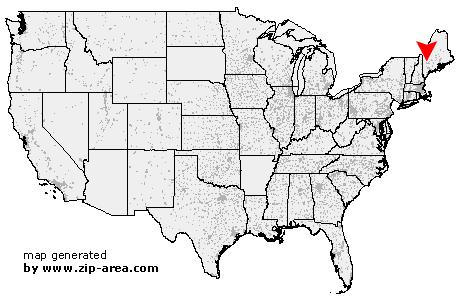 Mexico Maine Map.Us Zip Code Mexico Maine