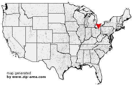 Fairlawn Ohio Map.Us Zip Code Fairlawn Ohio