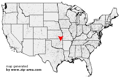 Inola Oklahoma Map.Us Zip Code Inola Oklahoma