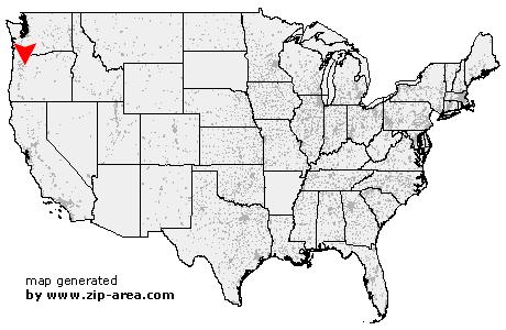 Lyons Oregon Map.Us Zip Code Lyons Oregon