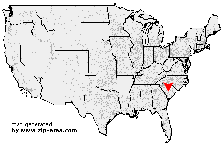 Orangeburg area code