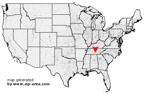 Tullahoma tn area code