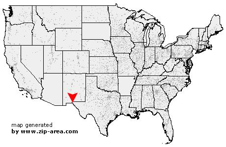 79915 Zip Code Map.Us Zip Code El Paso Texas