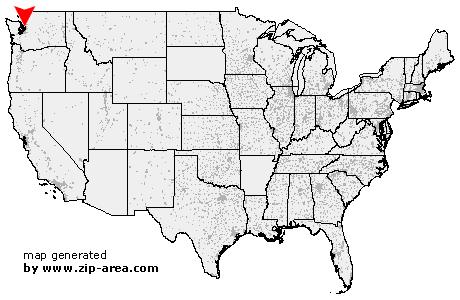 Medina Washington Map.Us Zip Code Medina Washington
