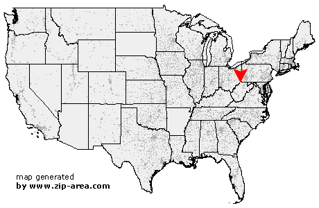 Us Zip Code Reader West Virginia