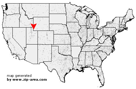 Evanston wyoming area code