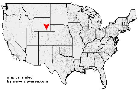 Laramie Zip Code Map.Us Zip Code Laramie Wyoming