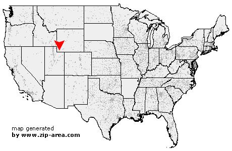 US Zip code Mountain View Wyoming